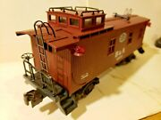 Lionel Off-center Caboose Cupola B And A New York Central 0 And 027 Scale 6-6920