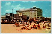 Ocean City Maryland Sun Bathers Esskay Clock Sign. Hess Gifts A13