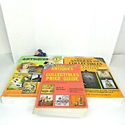 Antiques And Collectibles Collectors Price Guide Books Lot 3 Vintage 1990s