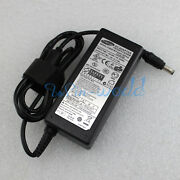 Laptop Ac Dc Adapter For Samsung Q430 R430 R440 Notebook Charger 19v 3.16a 60w