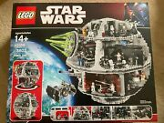 Lego Star Wars Death Star 10188 New And Sealed.