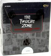 The Twilight Zone Archives 2020 Edition 12 Box Case Rittenhouse Blowout Cards