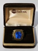 1986 All Star Game Champions Ring And Original Box Championship Houston Astros