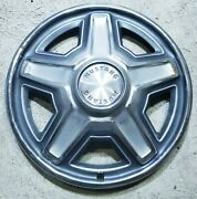 1 Vintage Oem 1969 69 Ford Mustang 14 Hubcap Wheel Cover P/n C9zz-1130-a