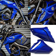 Fender Under Body Fairings Cover Side Belly Pan Fit Yamaha Mt-09 Fz09 Mt09