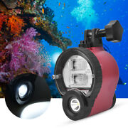 Seafrogs St-100 Pro Waterproof Flash Light Diving Strobe Photography Accessory