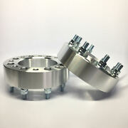 2pc 1.5 Hubcentric Wheel Spacers 8x170 | 14x2 Studs | Fits F250 F350 Superduty