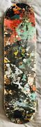 The Hundreds Jackson Pollock Limited Edtion Skateboard Deck Wrapped