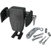 Ciro Cybercharger Phone Holder With Wireless Fast Charger And Perch Mount Harley