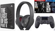 The Last Of Us Part 2 Game + Limited Edition Headset Controller And Hard Drive Ps4