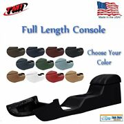 Full Length Console For 1969-70 Mustang Convertible In Your Choice Of Color