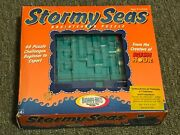 Stormy Seas Brainteaser Puzzle Game By Binary Arts