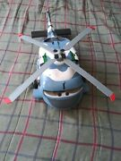 Disneys Planes Hector Vector Giant 24 Exclusive W Sound Cars Mexico Helicopter