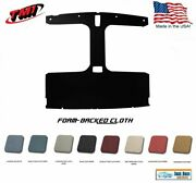 1979 - 88 Fox Body Mustang Coupe T-top Headliner Your Choice Foam-backed Cloth
