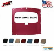 1984-1991 Fox Body Mustang Coupe Sunroof Headliner In Your Choice Of Color
