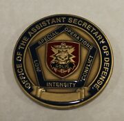 Asst. Secdef Special Operations / Low Intensity Conflict So/lic Challenge Coin