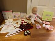 American Girl Bitty Baby Doll Starter Collection Clothes And Accessories