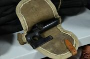 Authentic Protective Canvas Cover Mosin Nagant Sniper Scope Pu 91/30