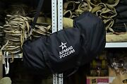 Genuine Black Russian Army Military Nylon Duffle Bag With Logo, New Arrival