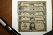 3-1928a And 2-1928b Funny Back Small Size Silver Certificates Grades Good Num4906