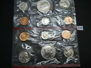 1984 And 1985 Uncirculated Coin Set Pandd