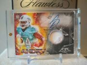 2014 Topps Fire Jarvis Landry Frap-jl Rookie On Card Autograph 112/300