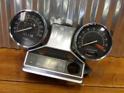 85-86 Honda Shadow Vt500c Mph Rpm Gauge Cluster Speedometer Tachometer Assembly