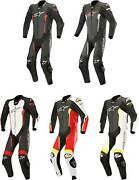Alpinestars Missile Suit - Motorcycle Street Bike Leather Tech-air 1 Piece Pc