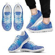 Budding Flower Mandala - Sport Shoes - Menand039s Sneakers