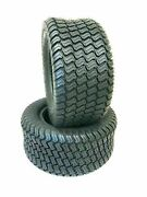 Two 24x9.50-12 Lawn Tractor Turf Master Style Tire Fits Kubota Mower Garden