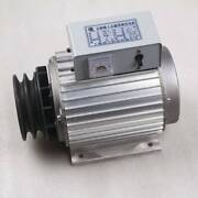 Brushless Rare Earth Permanent Magnet Variable Frequency Generator 5kw/8kw