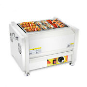 Smokeless Bbq Indoor Outdoor Electric Barbecue Grills 220v Kitchen Cooker New