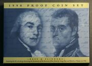 Australia 1998 Proof Set, Perfect As Issued