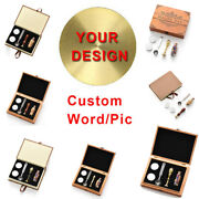 Custom Personalized Logo Invitations Wedding Party Copper Sealing Wax Seal Stamp