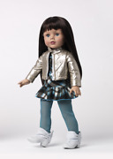 New In Box - Madame Alexander Silver Glam 18 Inch Play Doll 68890 - Retired