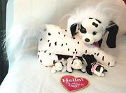 Puppy Surprise Gigi Dalmatian Retired Exclusive Toys R Us 3 Pups Water Changing