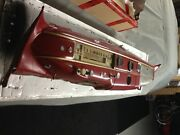 1941 Plymouth Dash Panel W/ Gauges And Glove Box Door Complete 41 42 43