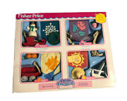 New Fisher Price Loving Family Dream Dollhouse Seasonal Collection Winter Spring