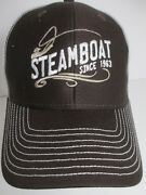 Steamboat Hat Trucker Snapback Colorado Fly Fishing Usa Embroidery Flag Cap