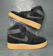 New Womens Nike Air Force 1 High Se Athletic Fashion Sneakers 860544-004 Size 6