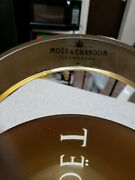 French Moet And Chandon Fonde En 1743 Ice Bucket Display Champagne
