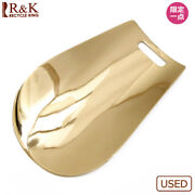 Other Shoes K18 Gold Shoehorn 26.3g From Japan