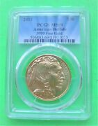 2011 50 Gold Buffalo Pcgs Ms69 1 Troy Oz Gold Coin Blue Label .9999 Fine Gold
