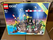 Lego 21322 Ideas Pirates Of Barracuda Bay Brand New In Stock Free Shipping