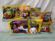Fisher Price Imaginext Super Dc Friends Penguin Lair Headquarters Sub Helicopter