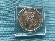 1880 Silver Morgan Dollar Uncircilated And Sealed In Case