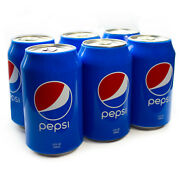 Hide A Beer Can Covers Silicone- Beer Can Covers Hide/pepsi Blue Sleeve 6 Pack