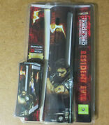 Resident Evil 5 Faceplate And 2 Console Skinz Capcom Xbox 360 Chris Redfield