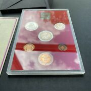 1981 Great Britain Uncirculated Proof Set, Pretty Toned Coins