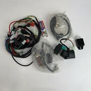 Electrics Stator Coil Cdi Wiring Harness Solenoid Relay Spark Plug For 4 Stroke